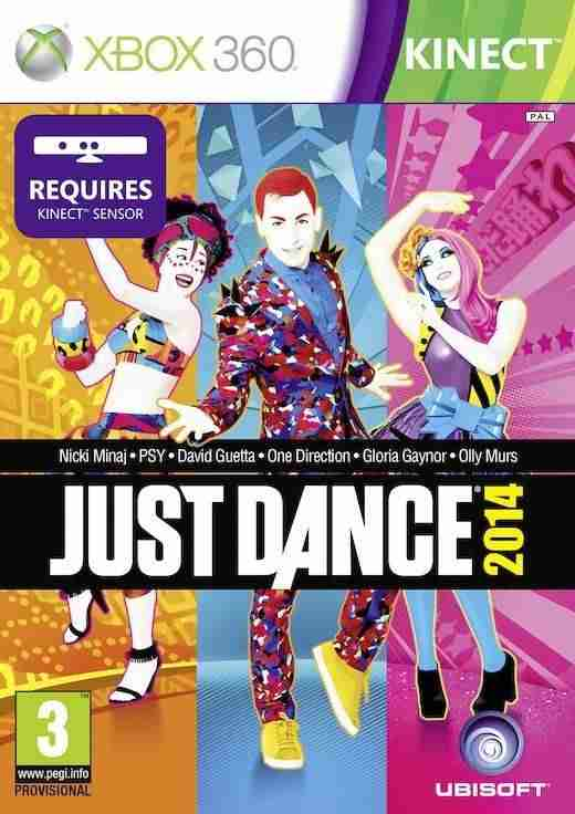 Descargar Just Dance 2014 [MULTI][PAL][XDG3][COMPLEX] por Torrent